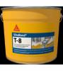Эластичный Полиуретановый Клей для Водонепроницаемых Напольных Покрытий 5л Бежевый Sika SikaBond-T8