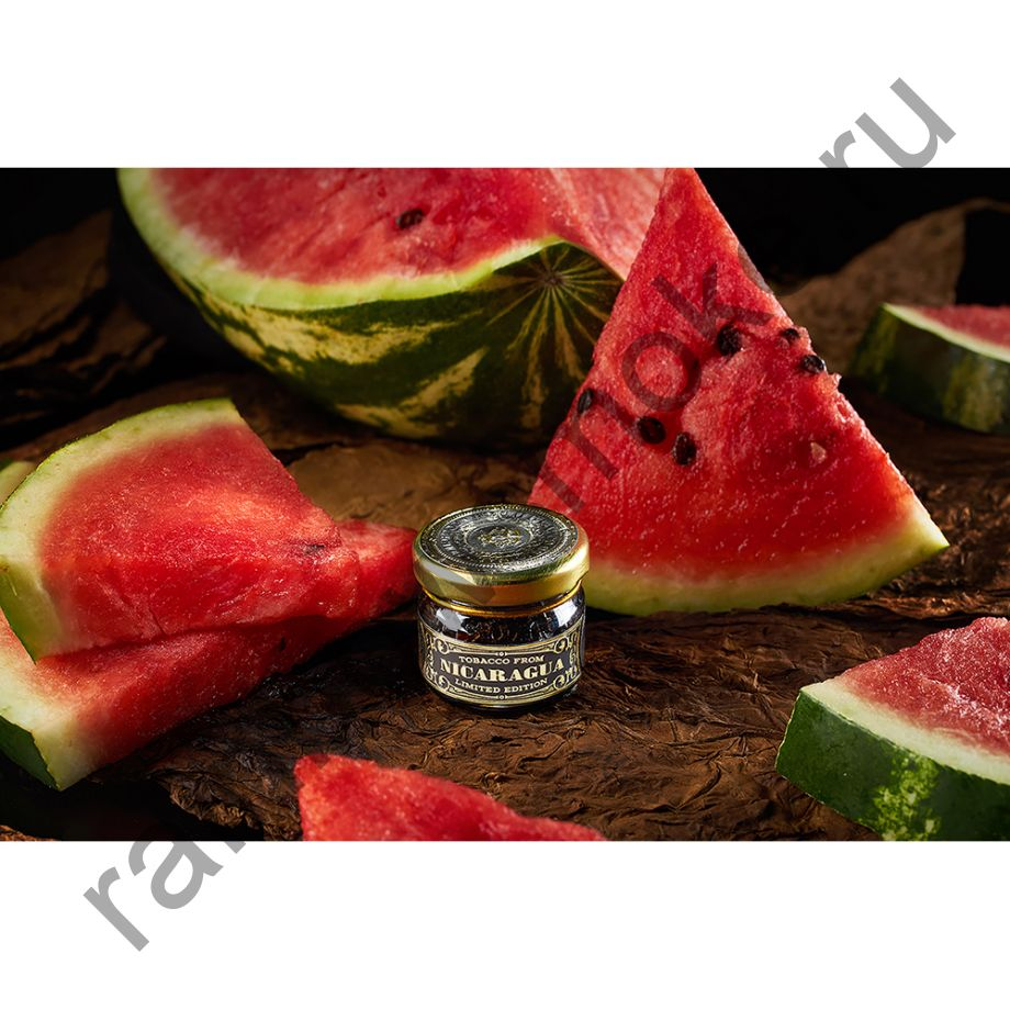 World Tobacco Original 20 гр - Nicaragua Watermelon (Никарагуа и Арбуз)
