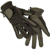 Зимние перчатки - Thinsulate - Для детей и взрослых. Искусственная кожа. HKM