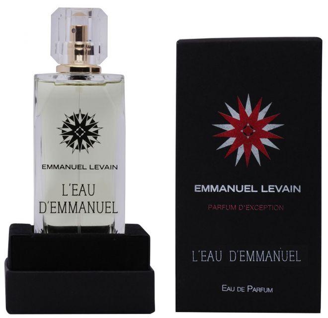 Emmanuel Levain  L'EAU D'EMMANUEL