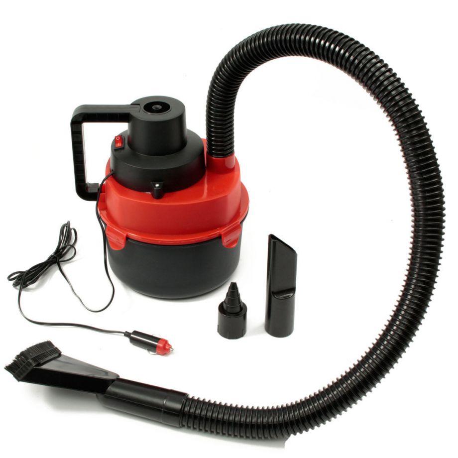 Автомобильный Пылесос Wet Dry Canister Vacuum Cleaner Ma-C003