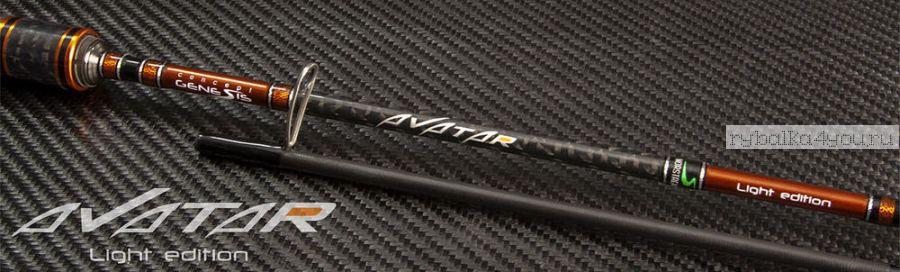 Спиннинг Norstream Avatar 762LML 2,32 м  / тест 4 - 15 гр