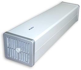Облучатель медицинский бактерицидный ОБРН-2x15(рециркулятор двухламповый настенный), в комплекте лампа+стартер