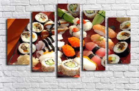Модульная картина Для кухни 8