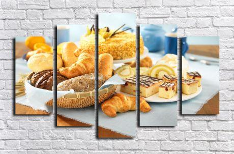 Модульная картина Для кухни 26