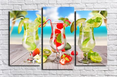 Модульная картина Для кухни 51