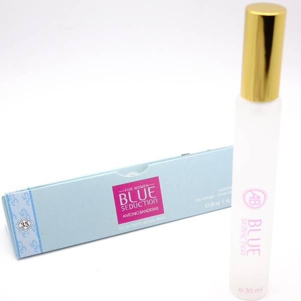 Antonio Banderas Blue Seduction for women, 35 ml