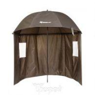 Зонт NISUS с тентом прямой N-240-TP