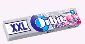 Орбит в под. XXL Белоснежный Bubblemint