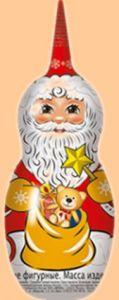 Елочное украшение Дед мороз 18г 45*4