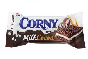 Злаковые полоски 30 гр молоко/какао CORNY
