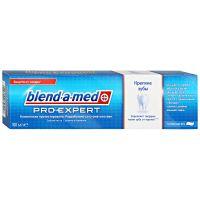 Зубная паста BLEND A MED 100 мл ProExpert Крепкие зубы Тонизирующая мята