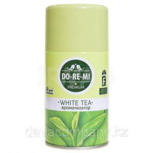 Освежитель До-ре-ми Премимум 250 мл (325см3) Белый чай сменный блок
