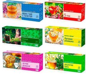 Напиток чайный Иван-чай 1,5г*25 пак. Легкое дыхание