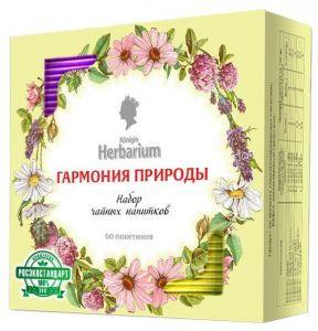 Напитки чайные Ассорти Гармония природы Konigin Herbarium /10