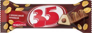 """Конфеты """"35"""" с арахисовой начинкой 2,5 кг. вес"""