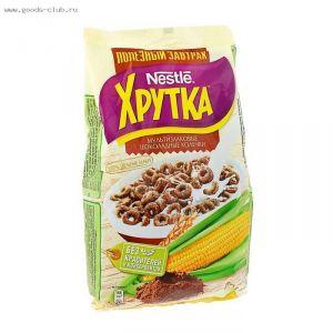 Завтрак Хрутка 210 г. Колечки шоколад