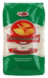 Рис Щебекенский длиннозёрный 0,9 кг
