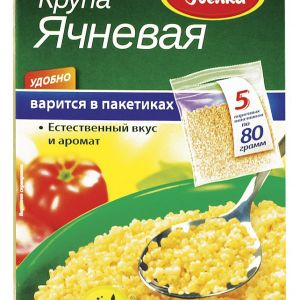Крупа Ячневая 5*80 гр