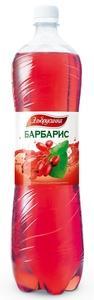 Напиток Корфовский Барбарис сред.газ. 1,5 л.