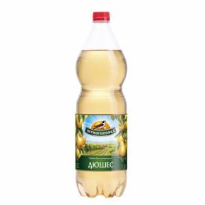 """Напиток Корфовский """"Дюшес"""" сред газ. 1,5 л."""