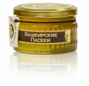 "Мед Башкирская липа 300 гр ст/б ""Дикий мед"""