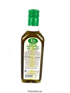 Масло нераф. БО 250 мл ароматное для салата ст/б