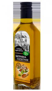 Заправка салатная БО 250 мл по баварски с горчицей и медом ст/б