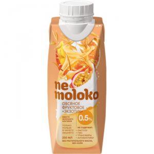 Немолоко напиток овсяный фруктовый Экзотик 0,25 мл