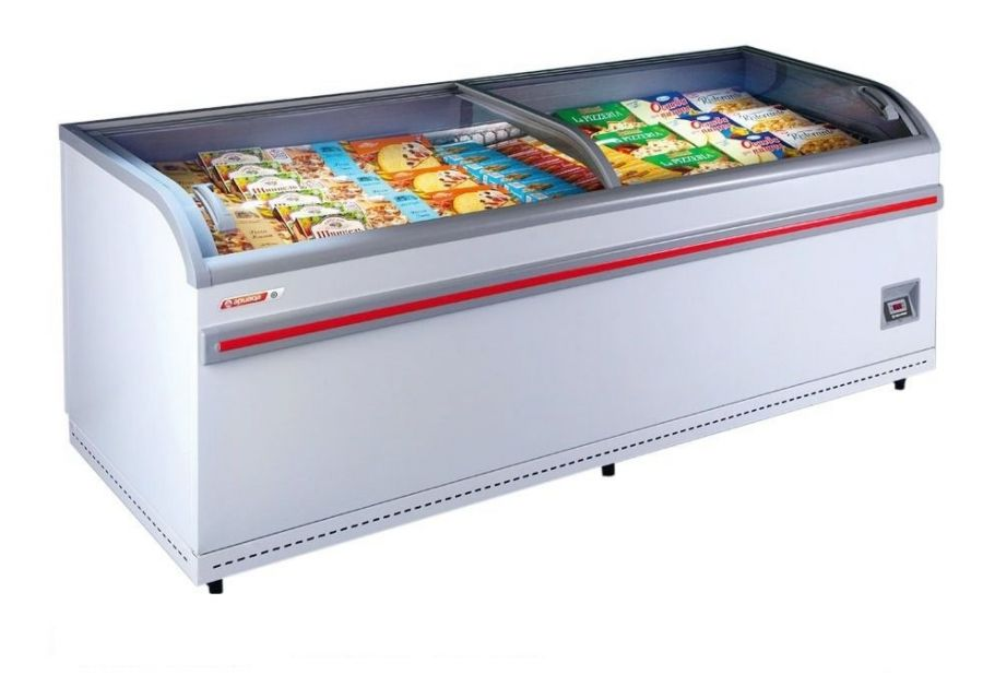 Морозильный ларь-бонета Ариада LM 250