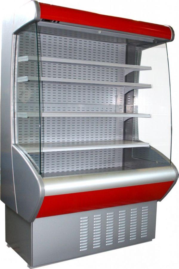 Пристенная витрина Carboma ВХСд-1.9 (Carboma ВХСп-1,9)