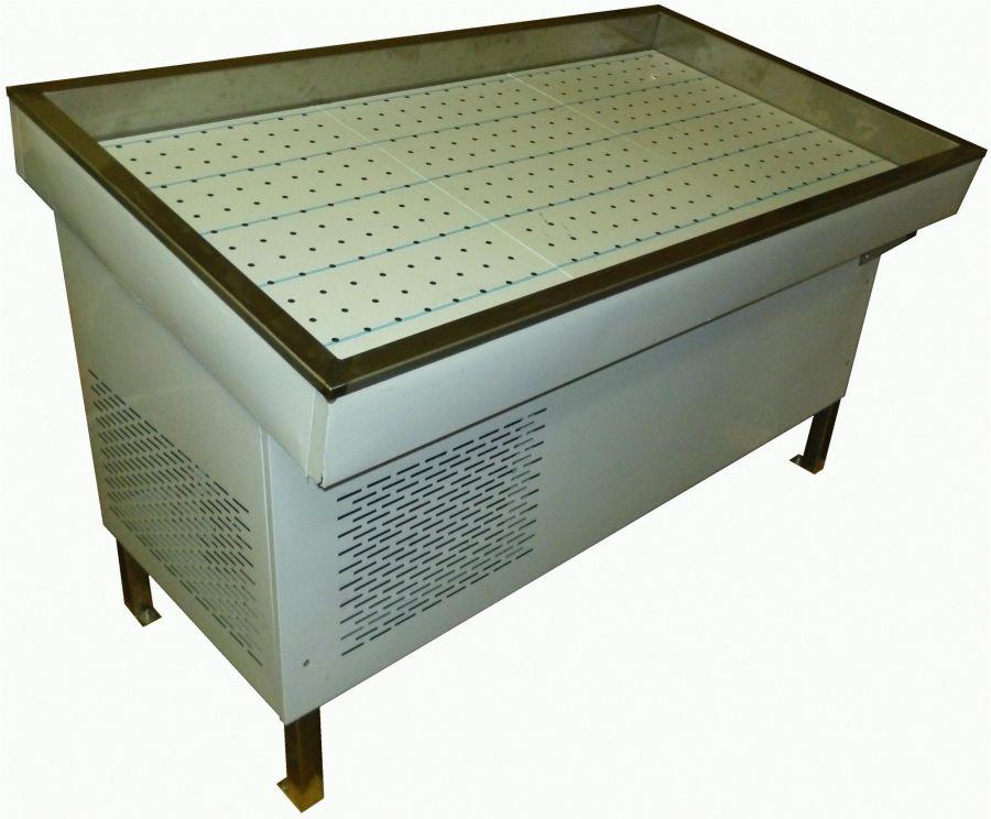Прилавок холодильный Марихолодмаш ПХС-1,55/0,85