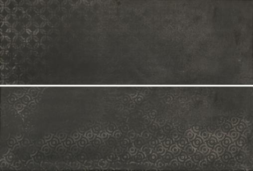 Shades black wall 03