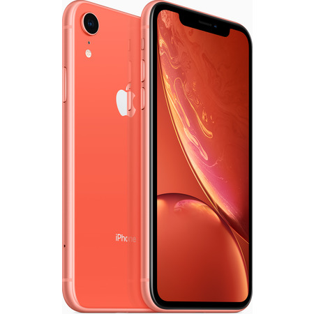 Apple iPhone Xr 128GB Coral (А2105) (MRYG2RU/A)