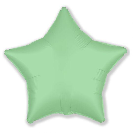 Звезда Мистик Ментол шар фольгированный с гелием
