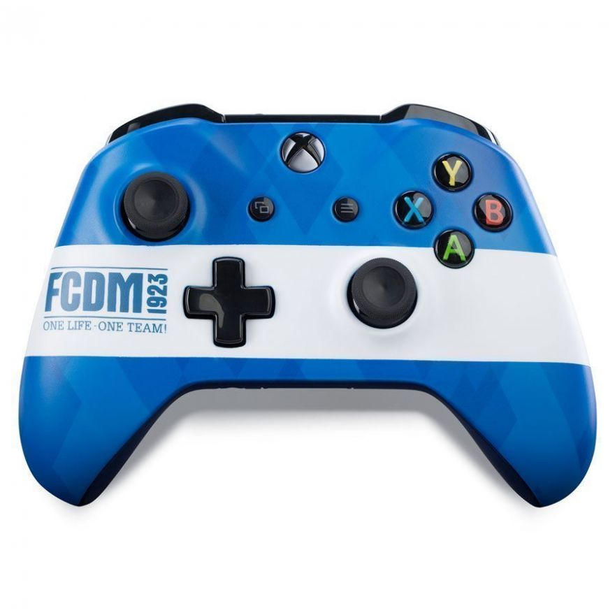 Геймпад Microsoft Xbox One Wireless Controller FC Dinamo