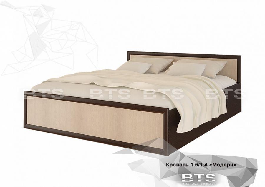 Модерн кровать 1,6м