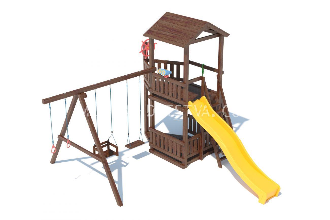 Детский игровой комплекс B 3.1
