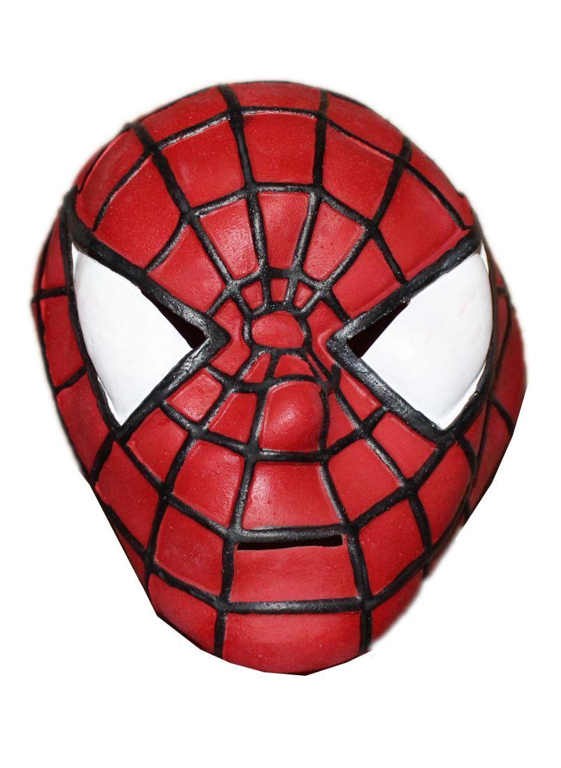 Детская маска Спайдермена