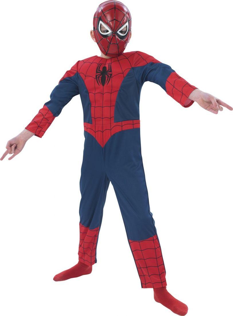 Детский костюм Спайдер-мена