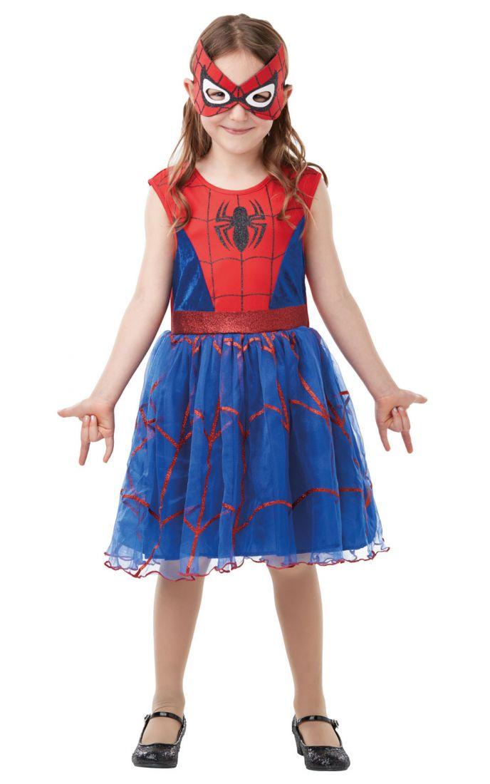 Детский костюм Храброй Спайдергерл