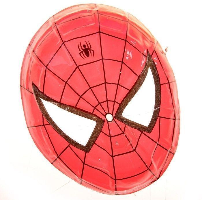 Пластиковая маска Человека Паука