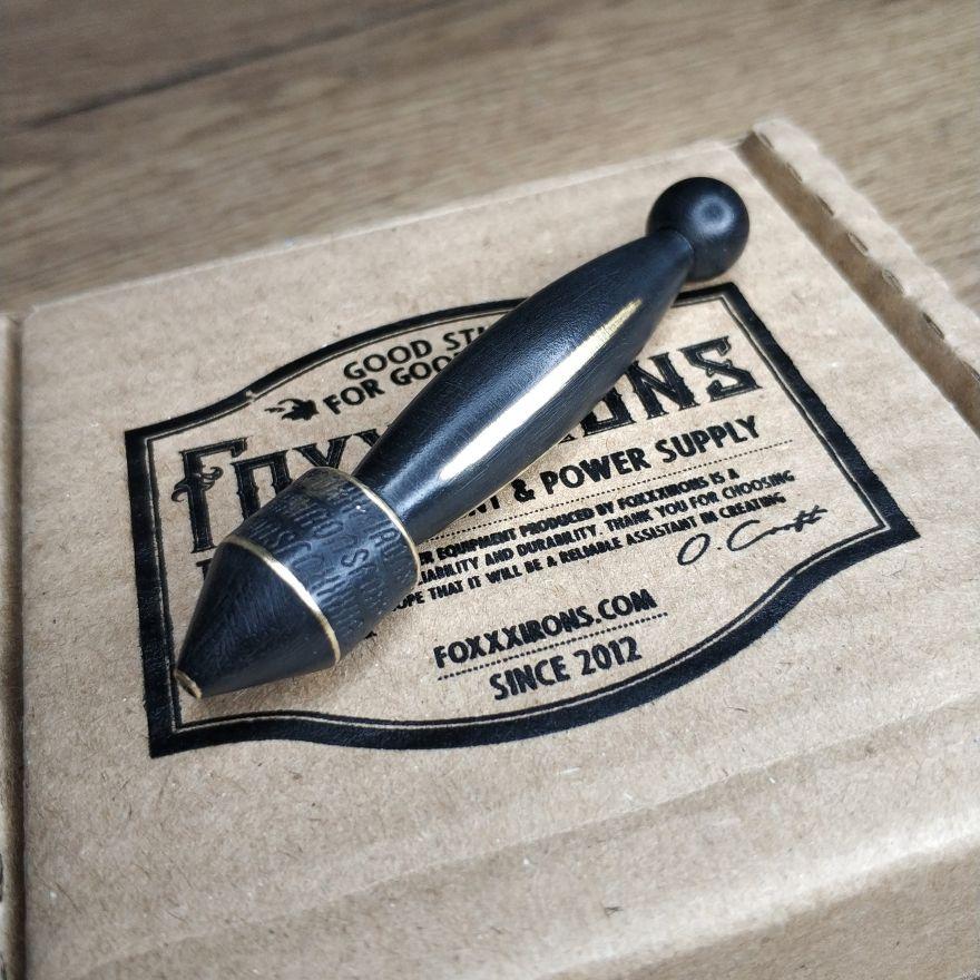 Foxxx Irons Ручка для Хэндпоука. Vintage black