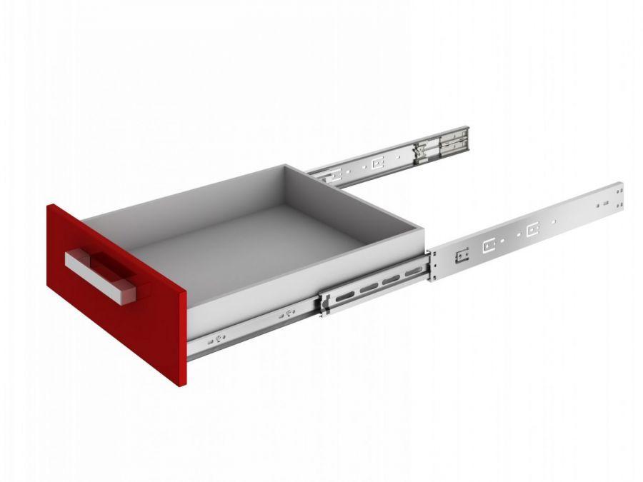 Шариковые направляющие «Push-to-Open» 550 мм DB4513Zn/550