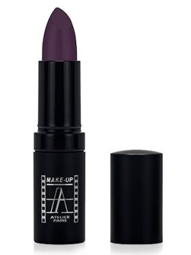 Make-Up Atelier Paris Velvet Lipstick B109V Iris Помада Велюр ирис