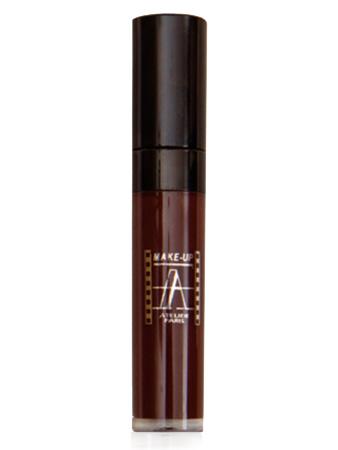Make-Up Atelier Paris Long Lasting Lipstick RW20 Блеск для губ суперстойкий (винно-фиолетовый) черный виноград