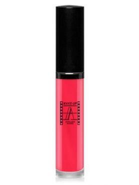 Make-Up Atelier Paris Long Lasting Lipstick RW04 Rose choc Блеск для губ суперстойкий (розовый шок) розовый