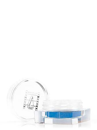 Make-up Atelier Paris Рассыпчатая флуоресцентная пудра PF4 голубой