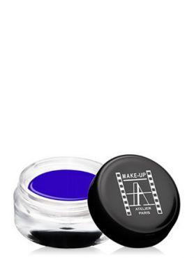 Make-Up Atelier Paris Gel Color Waterproof CGBLR King blue Краска гелевая водостойкая королевский синий