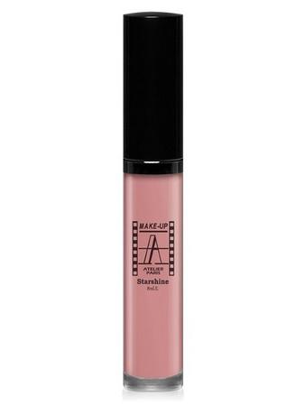 Make-Up Atelier Paris Starshine SS01 Beige mauve Блеск для губ перламутровый бежево-сиреневый
